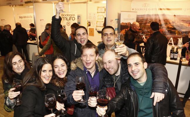 Ardoaraba se prepara para desbordar Vitoria con Rioja Alavesa