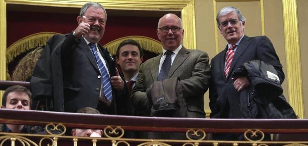 El Congreso respalda de forma abrumadora las leyes del Concierto y del Cupo vascos