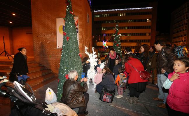 Barakaldo ampliará a más zonas la decoración navideña