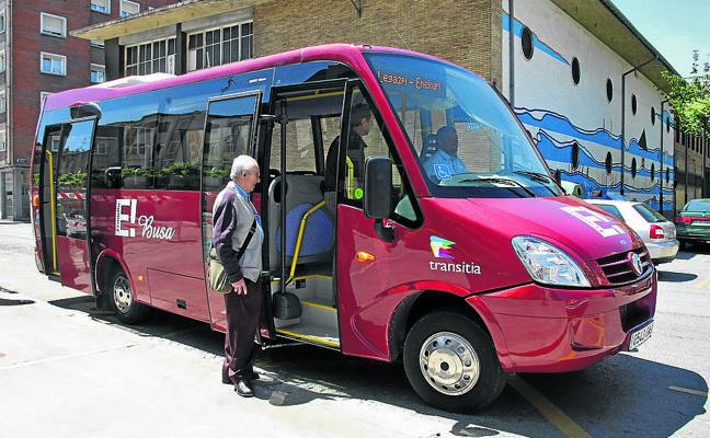Leioa pondrá en marcha en verano el nuevo servicio de bus urbano