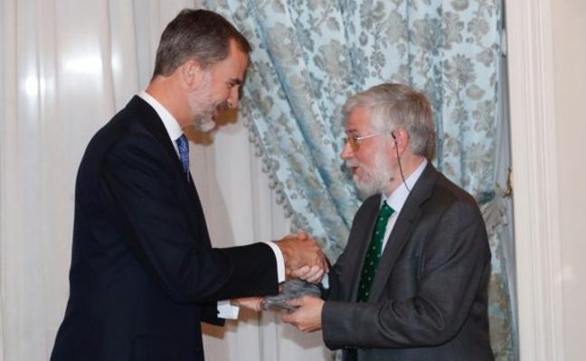 Florencio Domínguez gana el premio Francisco Cerecedo de periodismo