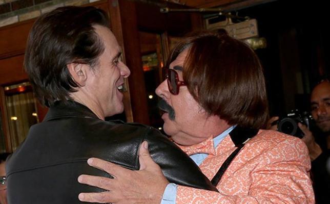 'Jim & Andy', cuando Carrey encontró a Kaufman