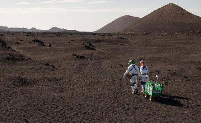 Lanzarote, Planeta Gorria emulatzeko uhartea