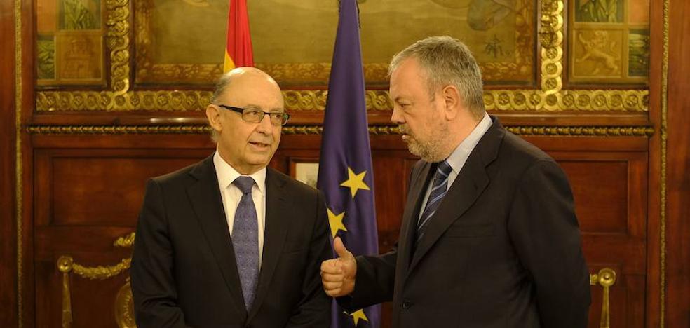 El Congreso certifica hoy la «paz fiscal» con Euskadi al aprobar el Cupo y el Concierto