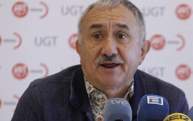 UGT demanda una subida salarial de al menos el 3% para 2018