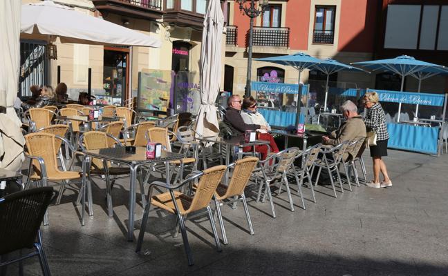 Santurtzi regulariza casi medio centenar de terrazas con la última ordenanza