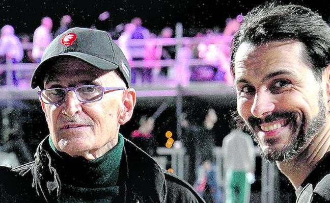 200 artistas en el Bilbao Arena: «Zorba une pueblos»