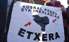 El Gobierno vasco pide abandonar la dispersión para evitar que el «impacto injusto» sobre los familiares se «cronifique»