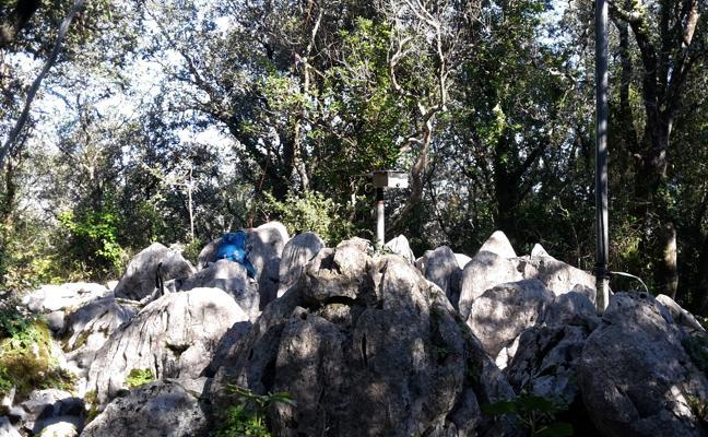 Rutas de montaña: Axbiribil (354 m.)