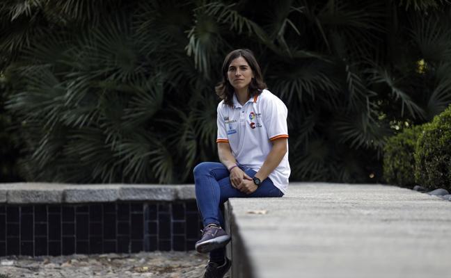 Maialen Chourraut: «Yo sí vivo del piragüismo»