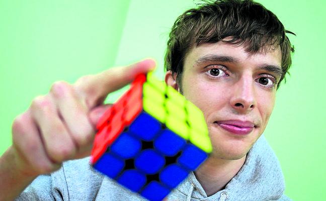 El cubo en seis segundos