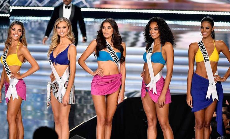 Miss Universo 2017: La gala de belleza, en imágenes