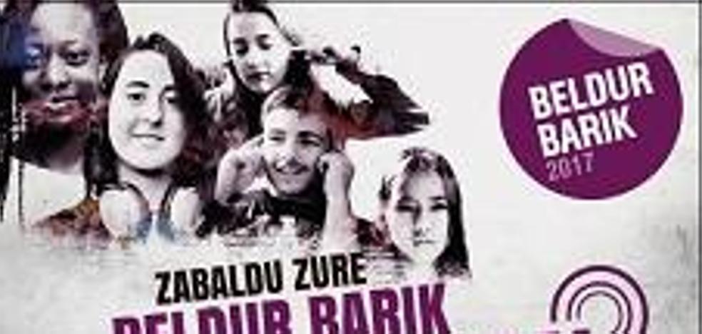 Jóvenes de Arrigorriaga, Galdakao y Ugao reciben los premios Beldur Barik