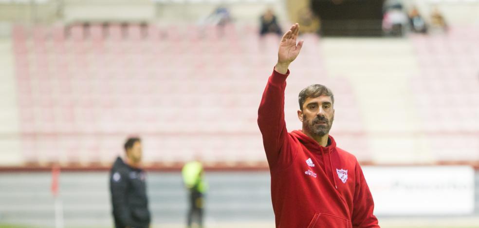 'Bolo': «Tenemos que recuperar el olfato goleador»