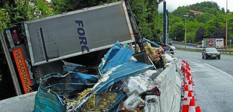 El camionero 'kamikaze' que mató a una mujer admite que mezcló alcohol con pastillas