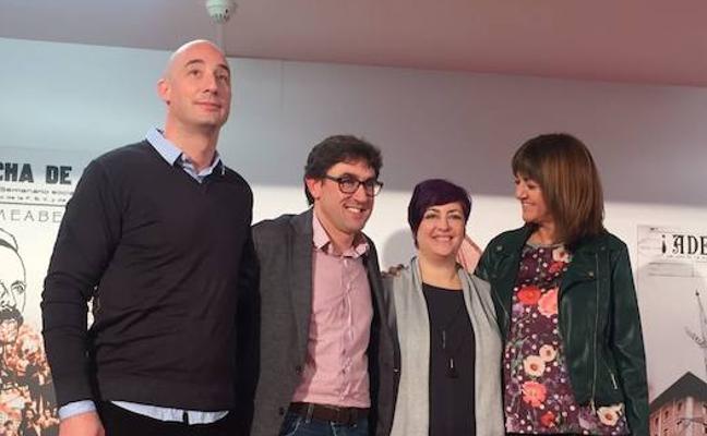 La Fundación Ramón Rubial abre una Escuela de Formación en la Casa del Pueblo de Eibar