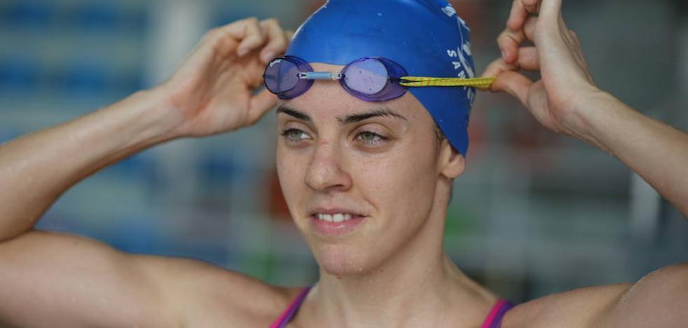 La santurtziarra Eider Fuentes, sexta en los 50 metros libres del Campeonato de España