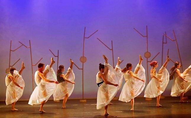 La danza de 'Maurizia' acudirá el próximo viernes al Ermua Antzokia