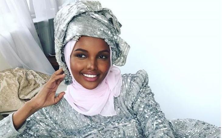 Fotos: Halima Aden, la primera supermodelo con hiyab