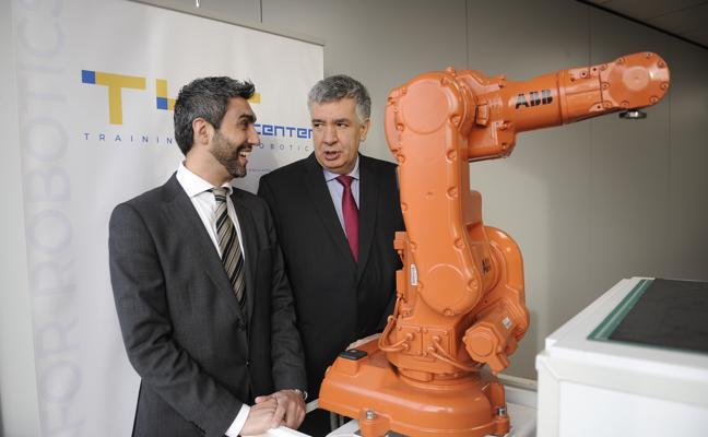 Un centro para aprender robótica