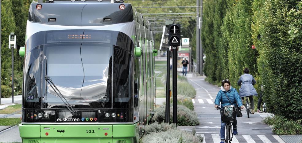 El tranvía tendrá vía única en Nieves Cano para reducir su afección
