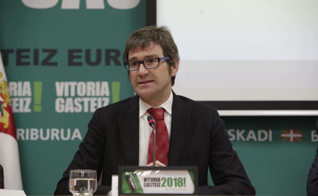 La oposición ve a Urtaran proclive a una prórroga presupuestaria