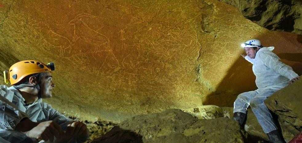 Lekeitio se adentra en el Paleolítico