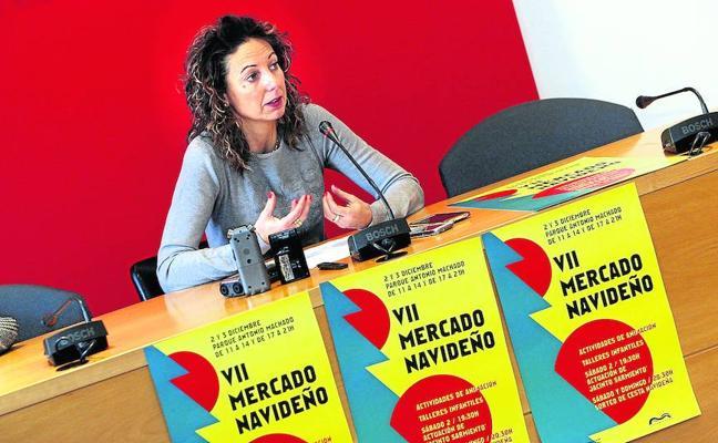 Diez colectivos ambientarán la séptima edición del Mercado Navideño