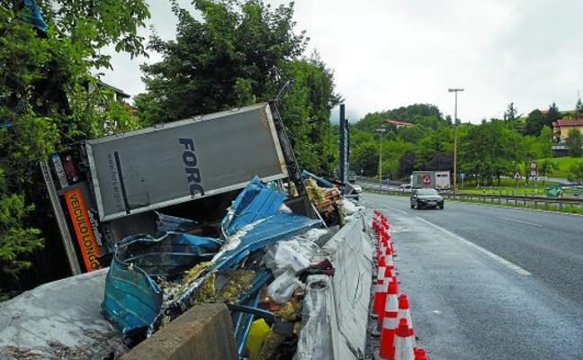 El camionero 'kamikaze' se mostró «indiferente» al saber que había causado una muerte