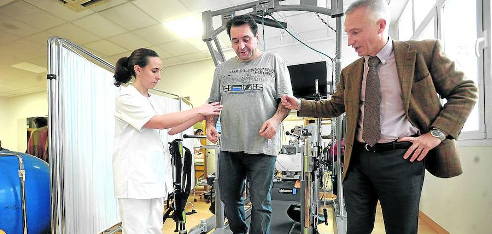 ¿Cómo se rehabilitó el cerebro de Juan Carlos?