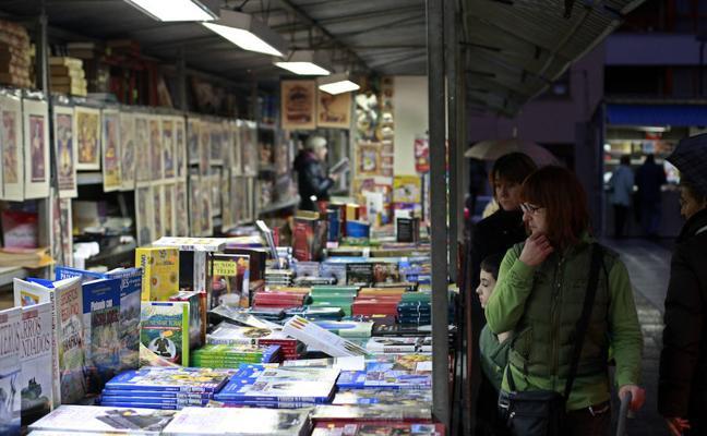 Galdakao abre el 15 la Feria del Libro y Disco Vasco con la entrega de un calendario
