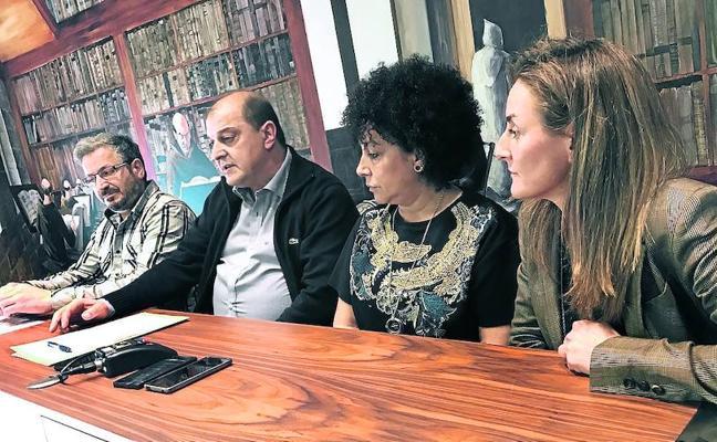 García acepta recuperar el formato inicial de la 'zona azul' en Avenida de La Rioja de Haro