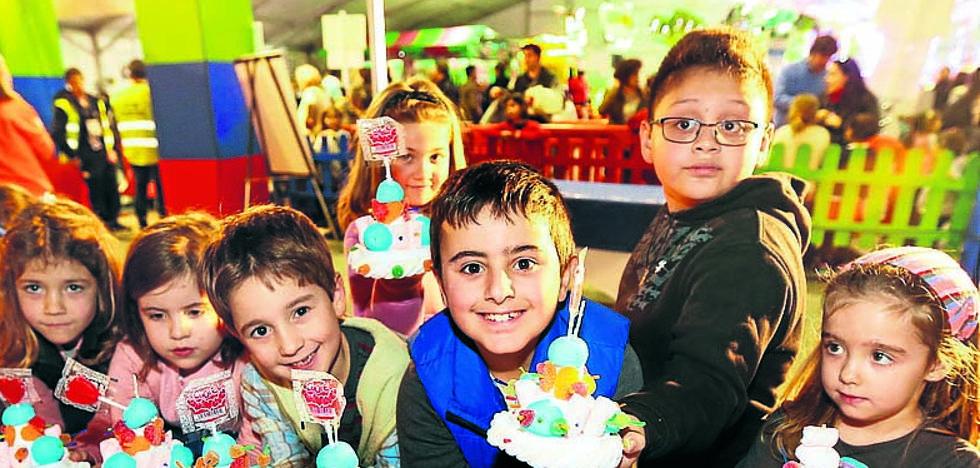 Getxolandia se celebrará al aire libre tras quitar el Ayuntamiento la tradicional carpa