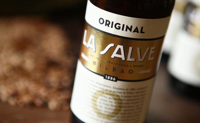 La cerveza La Salve quiere inaugurar su fábrica de Bilbao en febrero