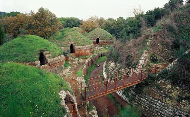 Guardián de la memoria etrusca