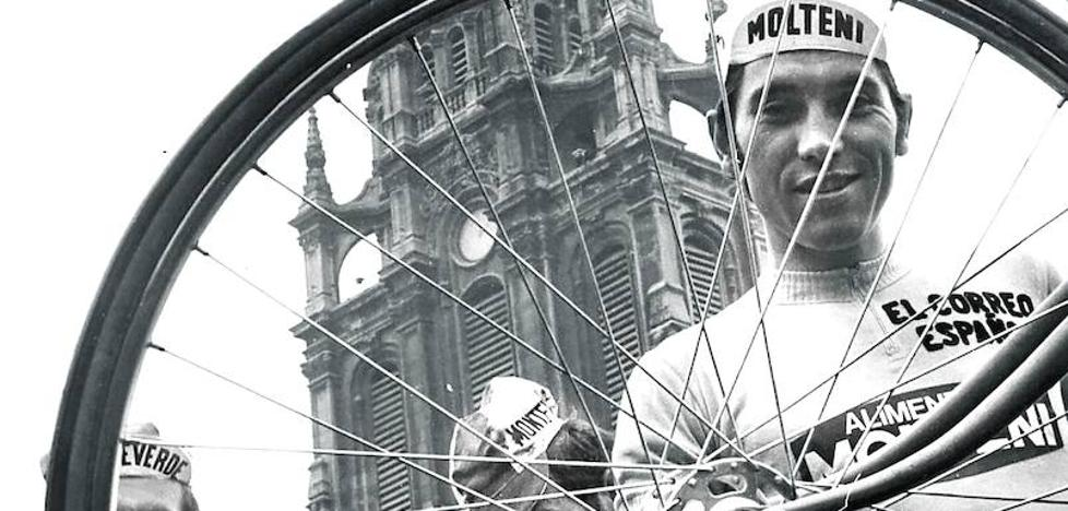 Eddy Merckx se apunta a la Bilbao-Bilbao