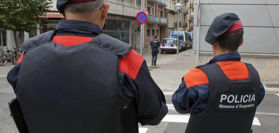 Los Mossos volverán a asumir este sábado la vigilancia del TSJC