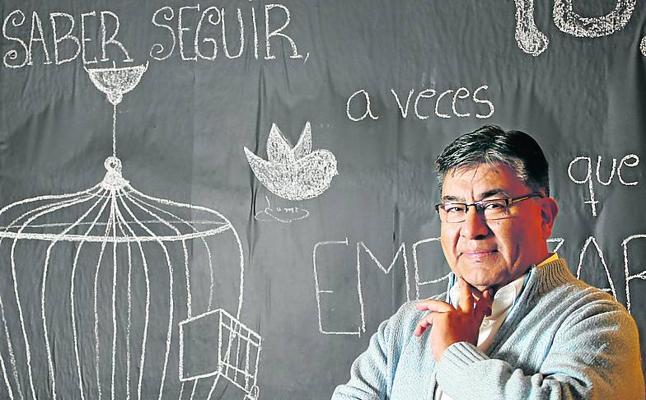 Pedro César Cruz: «Tras una separación, el cuidado de los hijos debe seguir siendo cosa de dos»