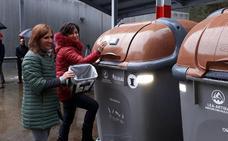 Lea Artibai aspira a liderar el reciclaje de basura orgánica en Bizkaia con una tasa del 70%