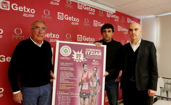 El Memorial Itziar López de Uralde aspira a reunir 2.700 corredores en Getxo