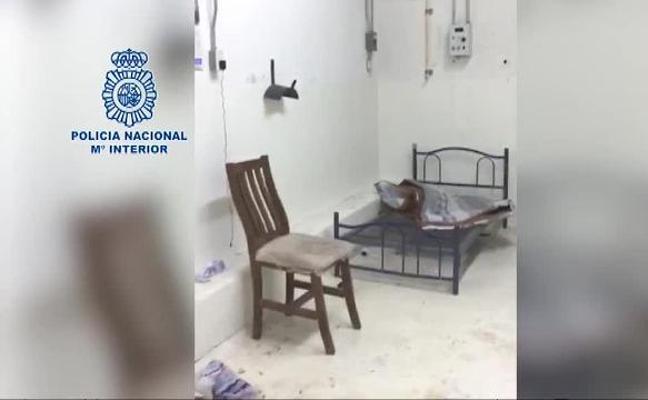 Liberados en México dos españoles tras permanecer tres días encerrados en una cámara frigorífica