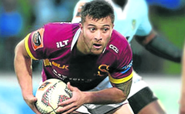 El Getxo Rugby ficha al neozelandés Aleki Morris