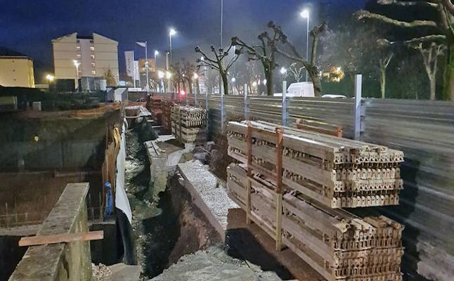 Llodio inicia la construcción de 228 pisos tras cinco años de parón