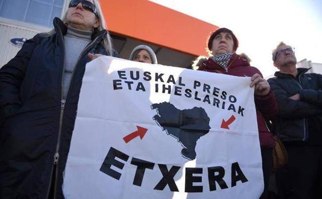 ETA desiste de la negociación sobre sus presos
