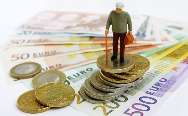 Los tres pilares de las pensiones públicas