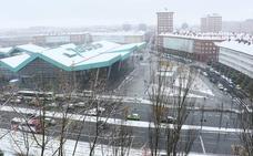 Álava se congela con mínimas de 10 grados bajo cero