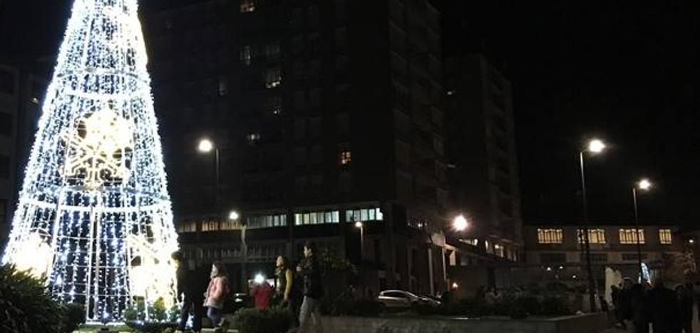 El Ayuntamiento de Galadkao destina 41.000 euros a ampliar las luces navideñas