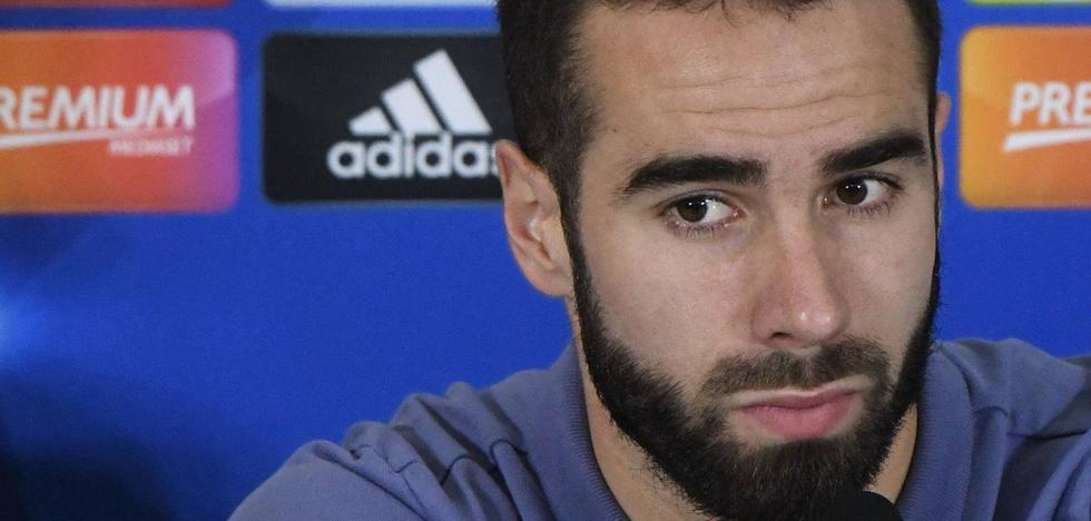 Carvajal: «No creo que ningún primero quiera tenernos de rival en octavos»