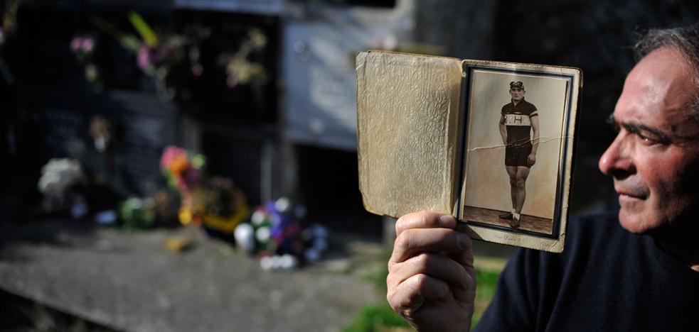 EL CORREO busca a familiares de los republicanos enterrados en una fosa de Cantabria