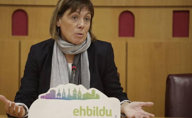 EH Bildu cierra la puerta a pactar el presupuesto con Urtaran